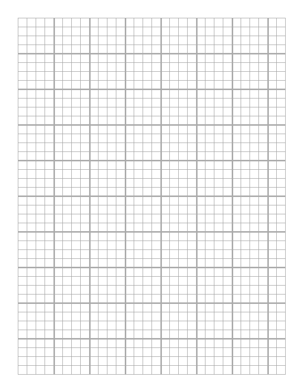 Popular Types Free Printable Graph Paper  Lifesolved