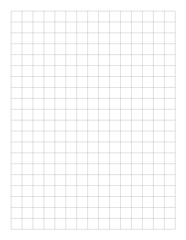 photo regarding Printable Knitting Graph Paper named 10 Outstanding Layouts: Free of charge Printable Graph Paper