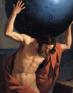 Atlas_holding_up_the_celestial_globe_-_Guercino_(1646)