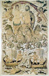 Greek-mosaic---IV-c-BC